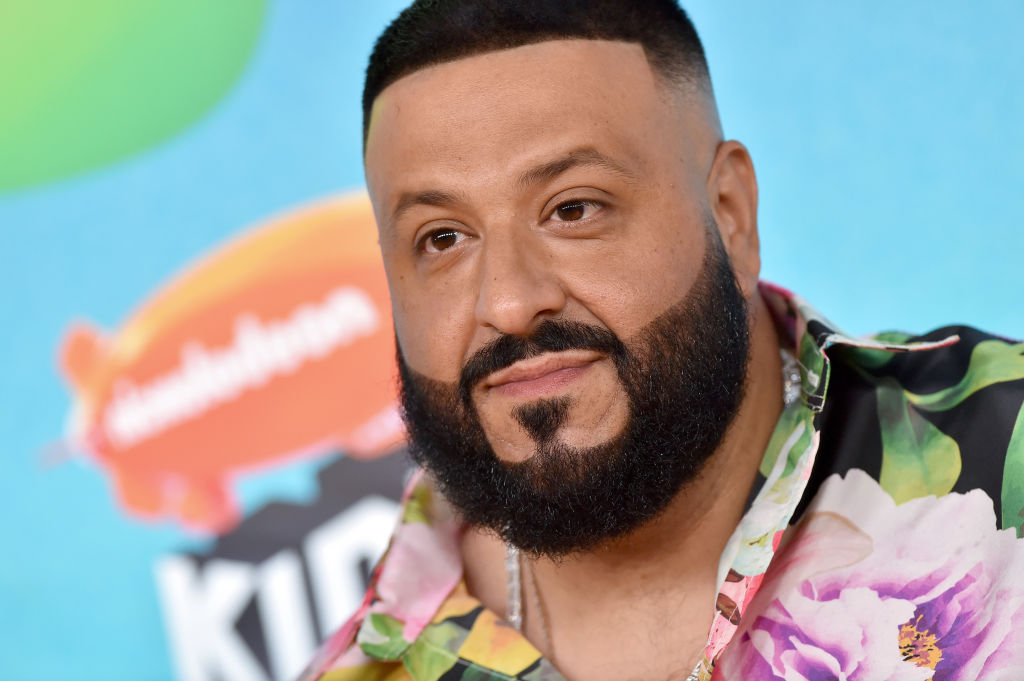 DJ Khaled says two-year-old son Asahd is executive producing his new album
