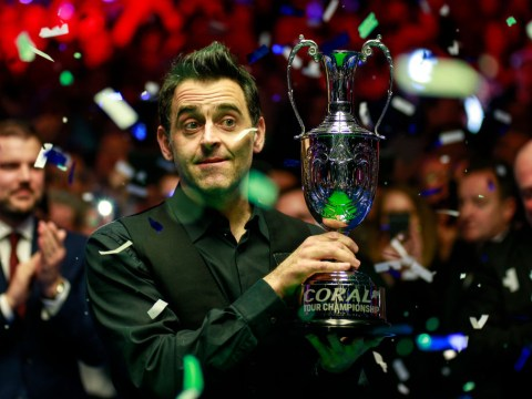 Ronnie O'Sullivan's theory on his multiple Sports Personality of the Year snubs