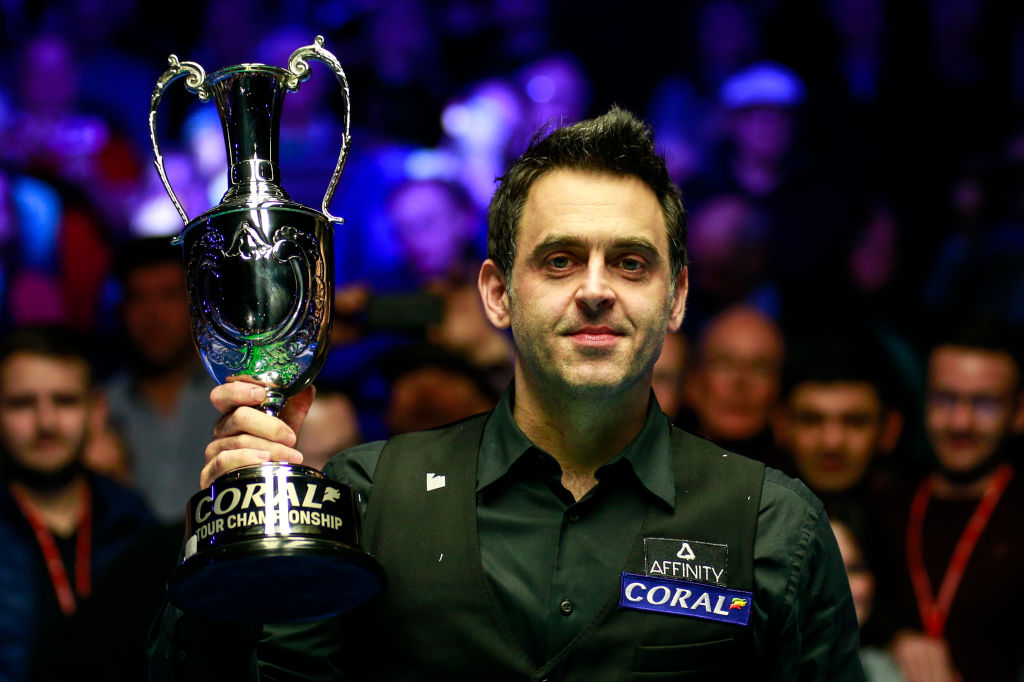 Ronnie O'Sullivan 'probably even better than Roger Federer' says Neil Robertson