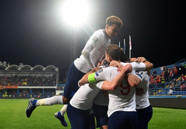 Where to watch the England vs Montenegro match and when is kick-off?