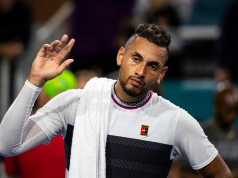 Miami Open: Judy Murray hails 'genius' Nick Kyrgios as Roger Federer joins Novak Djokovic in last-16