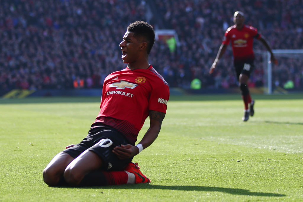 Alan Shearer explains how Marcus Rashford 'makes the difference' for Manchester United