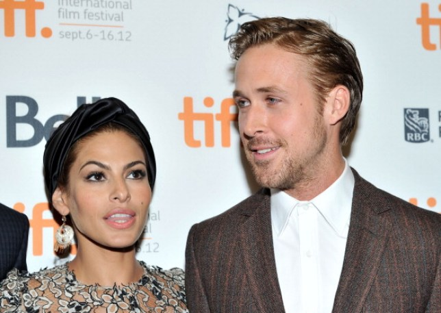 Eva Mendes and Ryan Gosling adopt a cute rescue dog