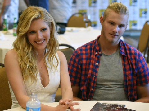 Vikings fans have complete meltdown as Katheryn Winnick confirms San Diego Comic-Con appearance with Alexander Ludwig – big finale news is coming