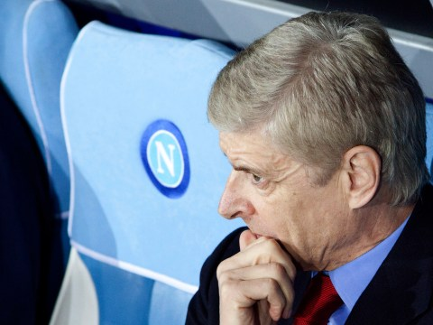 Arsene Wenger backing Arsenal to overcome Napoli in the Europa League