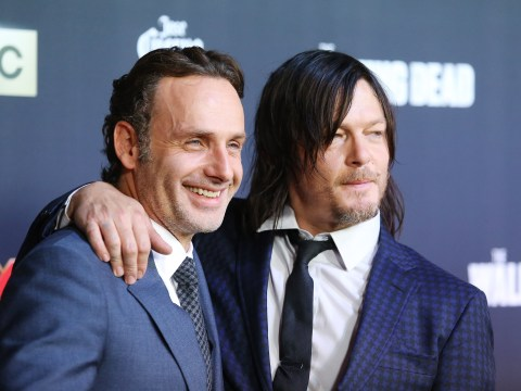 The Walking Dead star Norman Reedus mourns Andrew Lincoln's departure: 'He's with me every day'