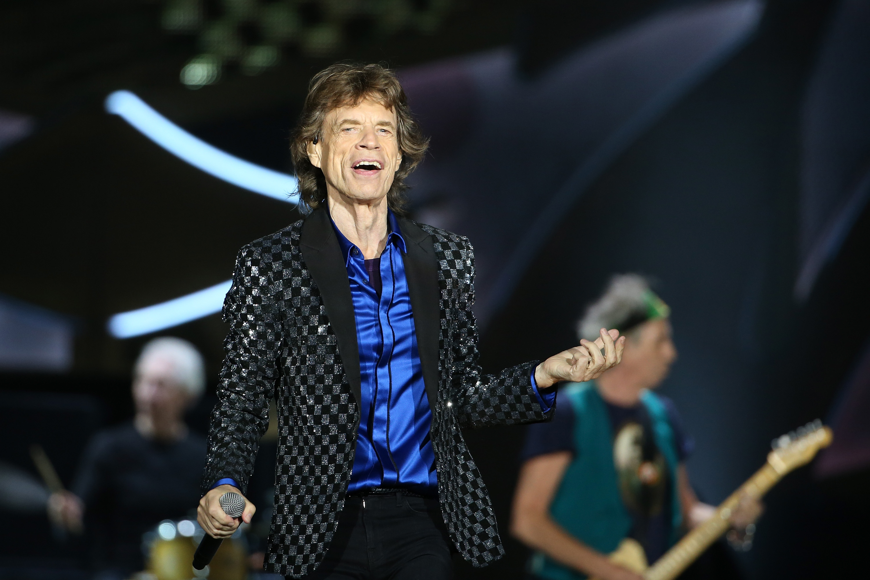 Mick Jagger 'recovering in hospital after successful heart surgery' as Rolling Stones postpone tour