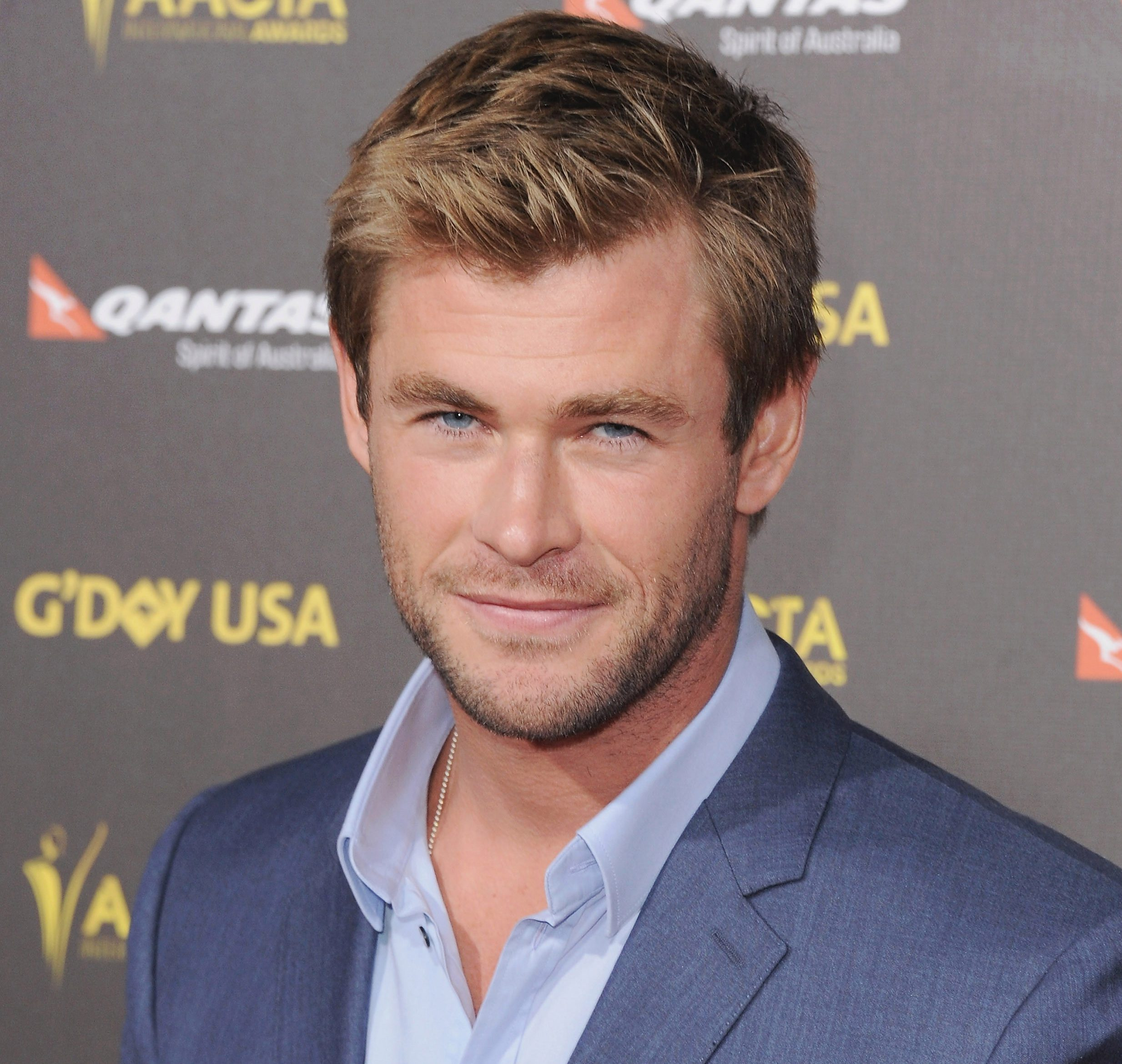 Chris Hemsworth tries sea urchin for the first time so we don't have to