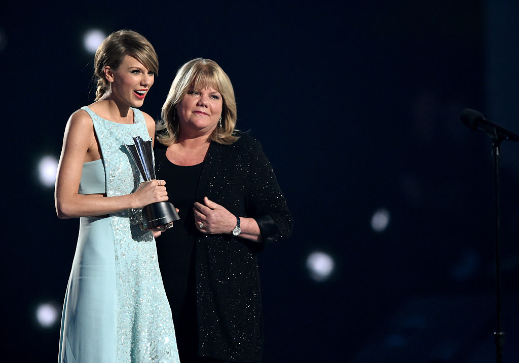 Taylor Swift confirms her mum Andrea is battling cancer again: 'It's taught me there are real problems'