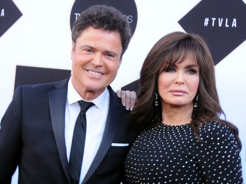 Donny Osmond confirms Las Vegas residency with sister Marie is closing