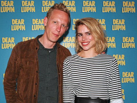 Laurence Fox admits he said 'goodbye' to his money in divorce from Billie Piper