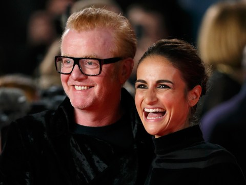Chris Evans convinced wife Natasha Shishmanian and kids are 'messing' with his head