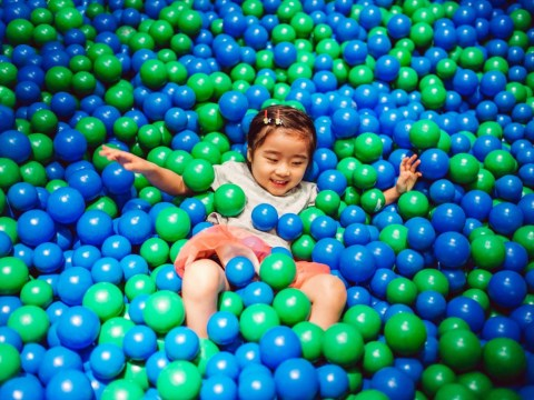Sorry, but that ball pit you're playing in may contain a load of dangerous germs