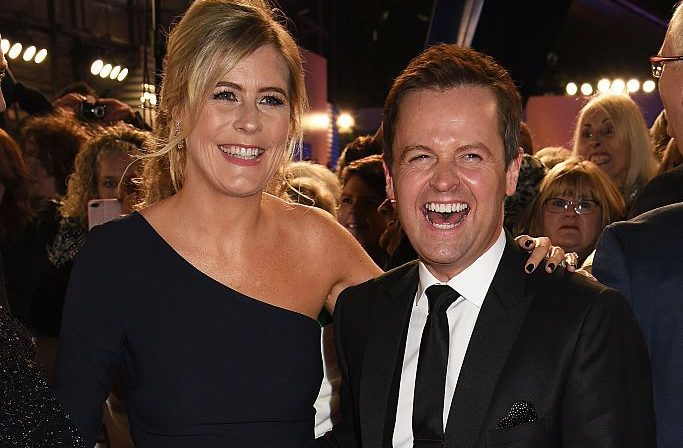 Declan Donnelly doesn't hold back when asked about his sex life with Ali Astall
