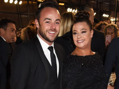 Lisa Armstrong 'determined to move on' from ex-husband Ant McPartlin as he 'moves in with girlfriend Anne-Marie Corbett'