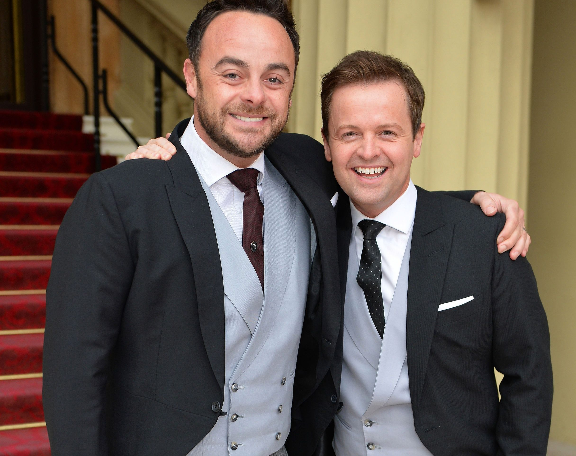 Ant McPartlin and Declan Donnelly took home £12,000 per day in 2018 – even though Ant took year off