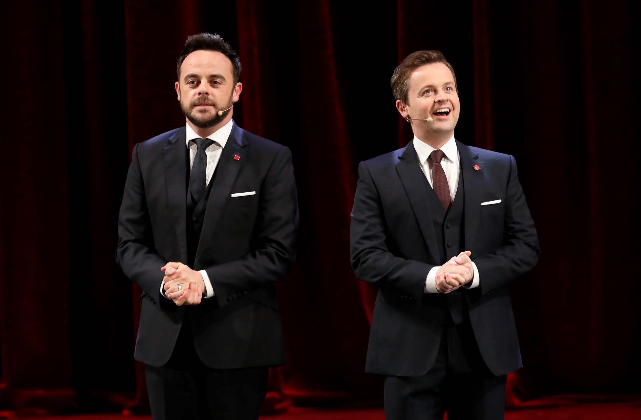 Ant and Dec to step back from hosting Prince's Trust Awards for first time in six years