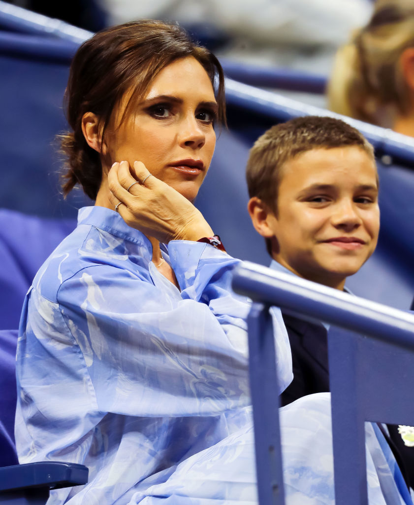 Is romeo beckham dating millie bobby brown