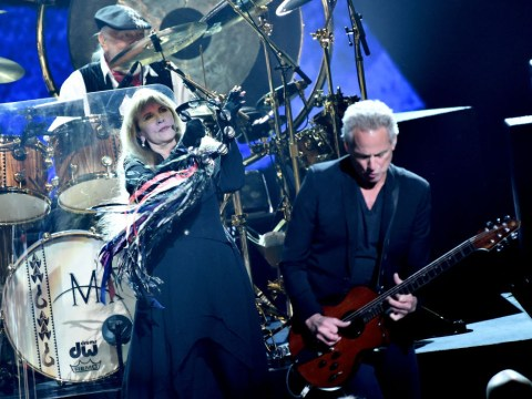 Fleetwood Mac confirm Lindsey Buckingham was ditched over Stevie Nicks feud