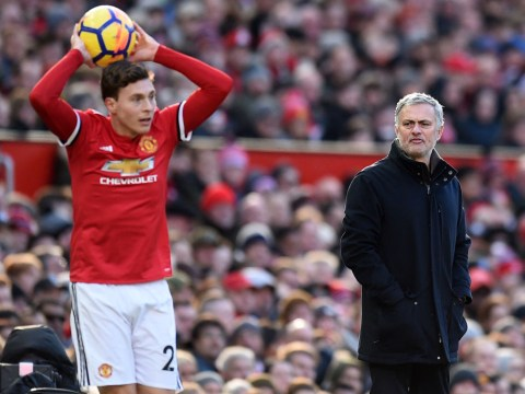Victor Lindelof lifts lid on relationship with Jose Mourinho