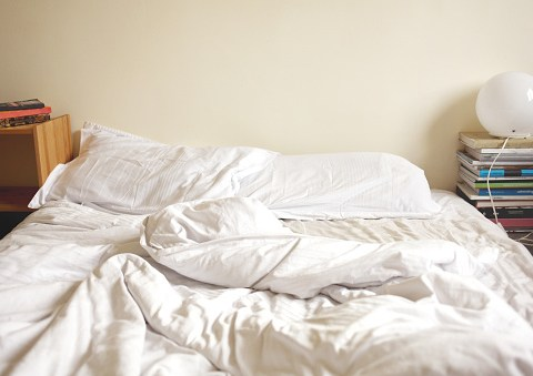Man horrifies by admitting that he and his partner don't have set sides of the bed