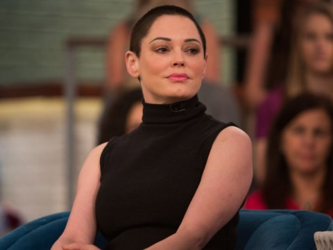 Rose McGowan reveals 'rude' family snubbed her from WhatsApp group chat