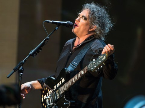 The Cure confirm they have completed first album in 10 years ahead of Glastonbury