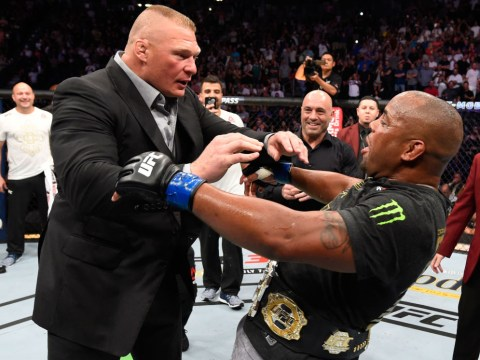 Dana White still expects Daniel Cormier vs Brock Lesnar to happen this summer