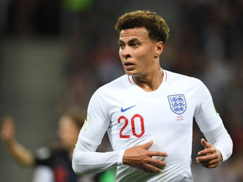 Dele Alli reveals the ambitious target for Gareth Southgate's England side