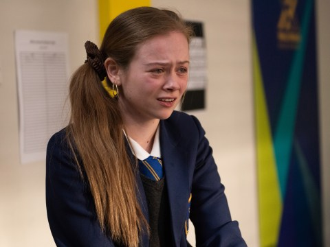 Hollyoaks spoilers: Scandal as schoolgirl Juliet Quinn reveals her love for Darren Osborne