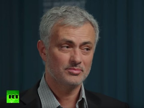 Jose Mourinho aims dig at 'lucky' Manchester City