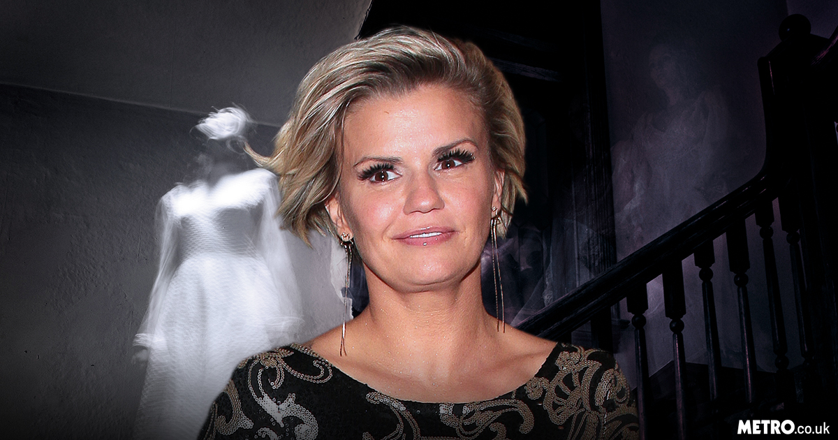 Kerry Katona convinced Celebs Go Dating agency is haunted and she's followed by dead aunt