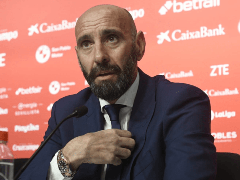Monchi confirms offer from Arsenal after shock return to Sevilla