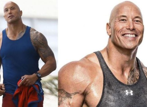 Elon Musk uses deepfake technology to become The Rock