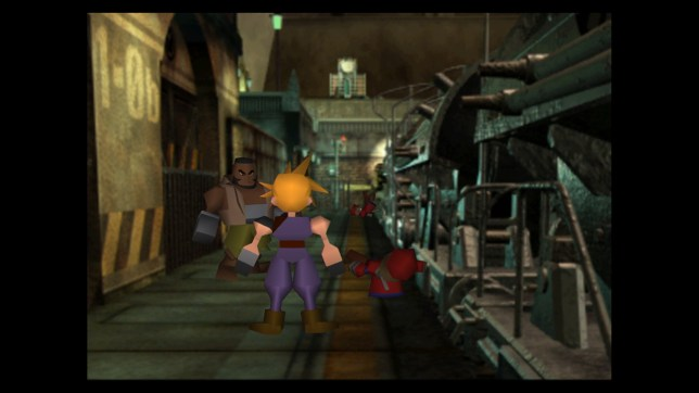 Games Inbox: Is Final Fantasy VII really as good as people say