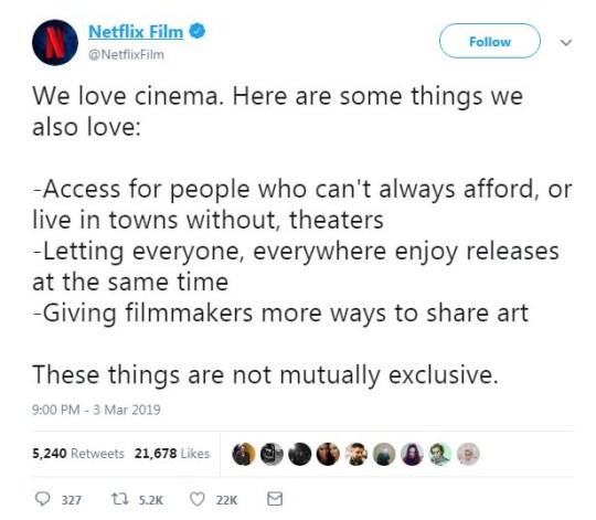 Netflix hits back at Steven Spielberg amid Roma Oscars row | Metro News
