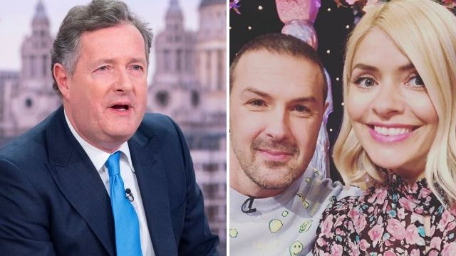 Piers Morgan issues stark warning to Holly Willoughby and Paddy McGuinness as they trash Life Stories set