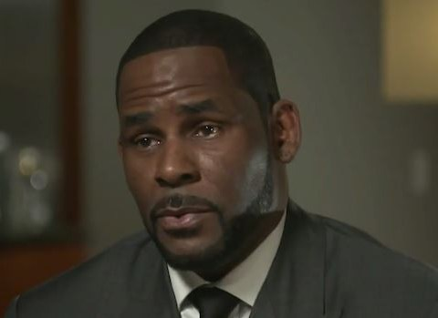R Kelly breaks down in tears as he denies allegations of sexual abuse in first interview since being charged