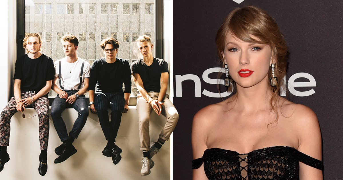 The Vamps reveal they really want to work with Taylor Swift again: 'She revolutionised music'
