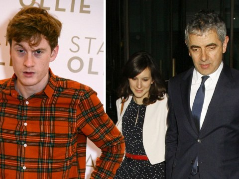 James Acaster laughs off getting 'dumped' for Rowan Atkinson as he opens up on Louise Ford split