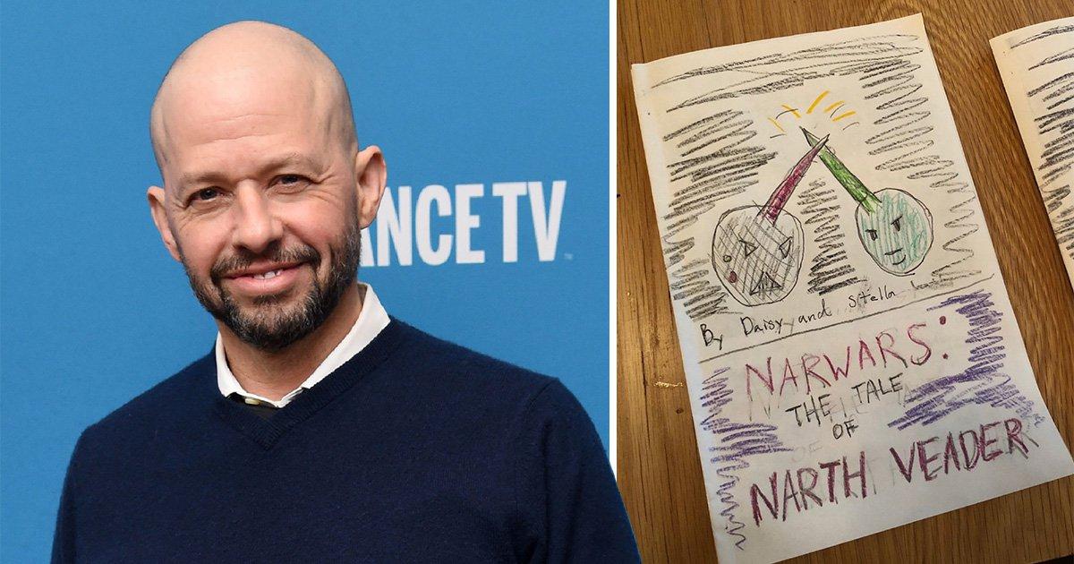 Star Wars' Mark Hamill and Rian Johnson praise Jon Cryer's daughter, 9, as she creates comic spin-off
