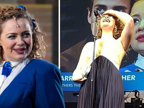 Carrie Hope Fletcher triumphs at WhatsOnStage Awards after shining in Heathers