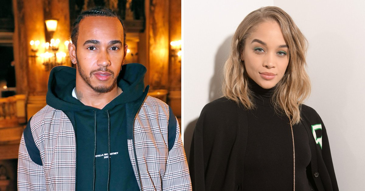 Lewis Hamilton parties at Stella McCartney fashion show after denying Jasmine Sanders romance