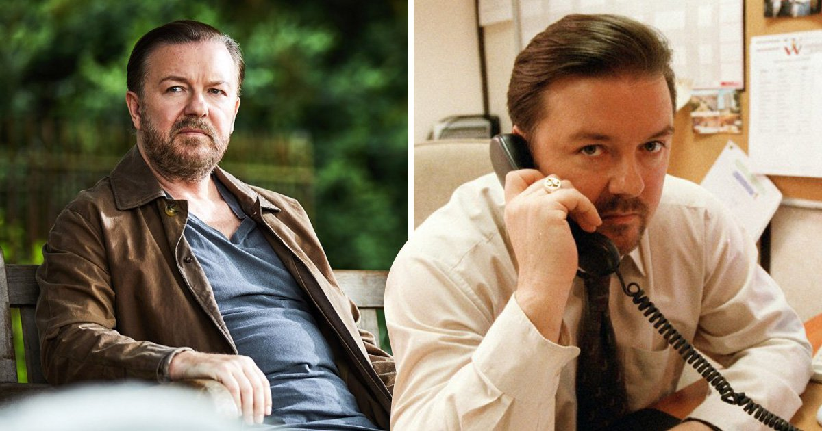 Inside David Brent's The Office dance: Ricky Gervais on the legacy of the GIF
