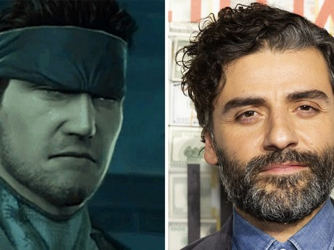 Star Wars' Oscar Isaac keen to star as Metal Gear Solid character as director says 'ball is in his court'