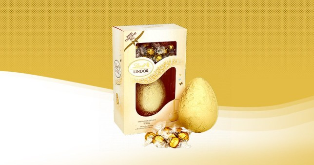 White Chocolate Easter Egg Controversially Crowned The Best