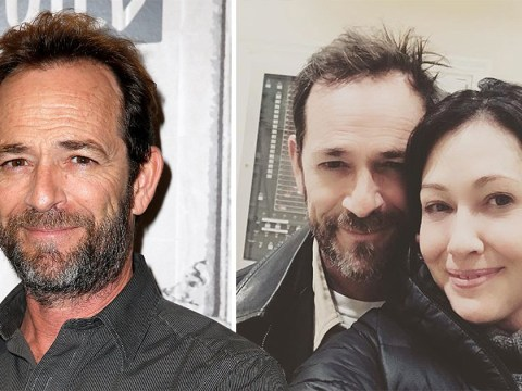Shannen Doherty shares heartbreak over Luke Perry's death: 'I'm struggling with this loss'