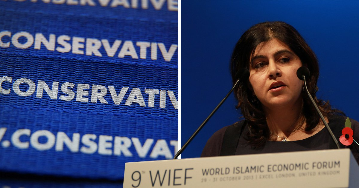 Tories suspend 14 members over 'Islamophobic comments'
