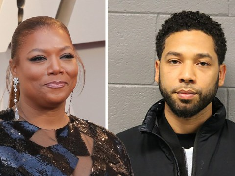 Queen Latifah is standing by Jussie Smollett until she gets 'definitive proof'