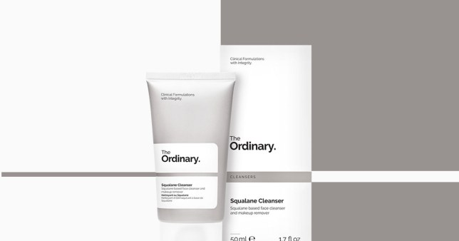 The Ordinary's first-ever cleanser has arrived